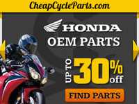 CheapCycleParts.com Banner Ads