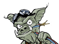 CheapCycleParts.com Error Gremlin
