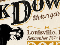 Kentucky Kick Down Motorcycle Show